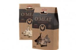 O!MEAT – nowe smakołyki COMFY APPETIT dla psów i kotów!