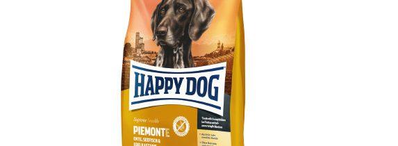 """Happy Dog """"Piemonte"""" – nowa karma dla wyjątkowych psów!"""