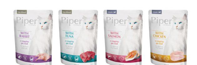 Nowość dla kocich podniebień od PIPER animals!