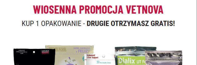 Wiosenna promocja od VetNova