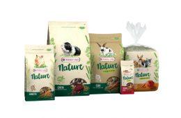 """VERSELE-LAGA – nowa linia produktów """"Nature"""" dla małych zwierząt"""