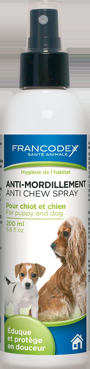 Francodex – spray zapobiegający gryzieniu