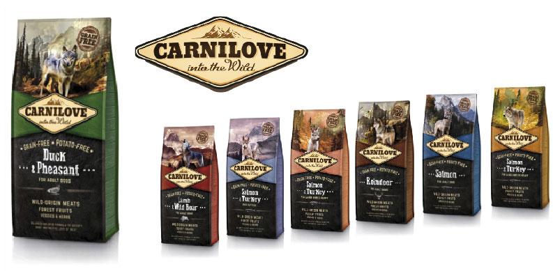 Nowa marka CARNILOVE