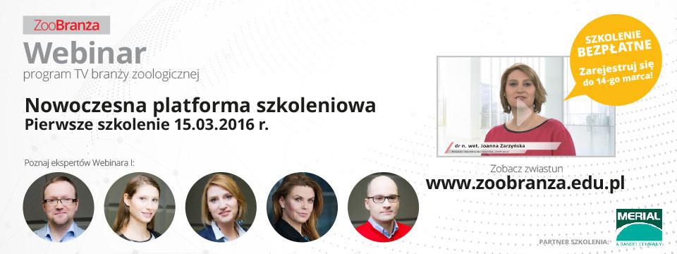 ZooBranża Webinar – Nowoczesna platforma szkoleniowa