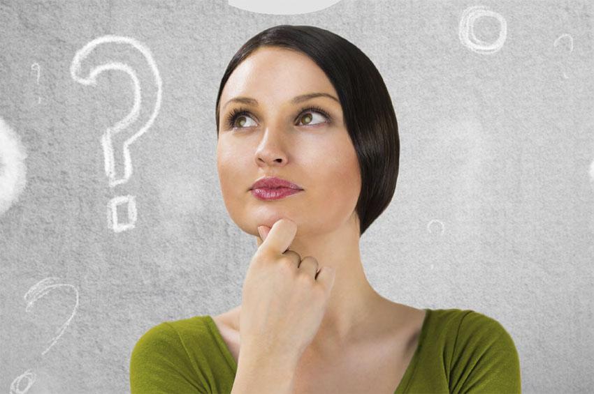Trzy pytania  do klienta