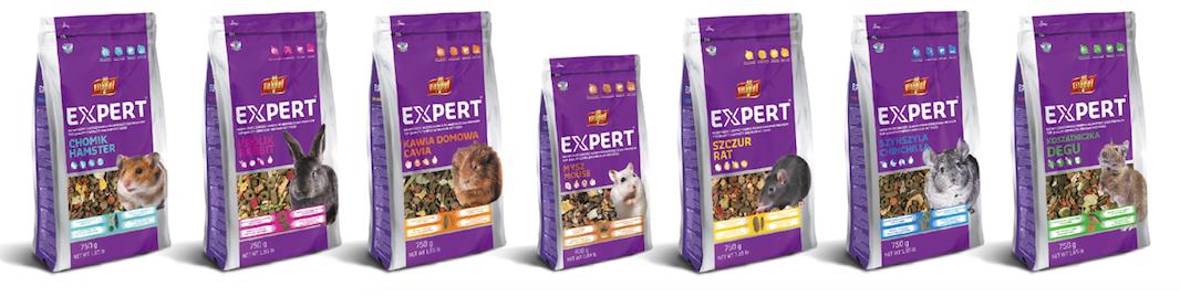 EXPERT wżywieniu zwierząt – nowa linia marki Vitapol