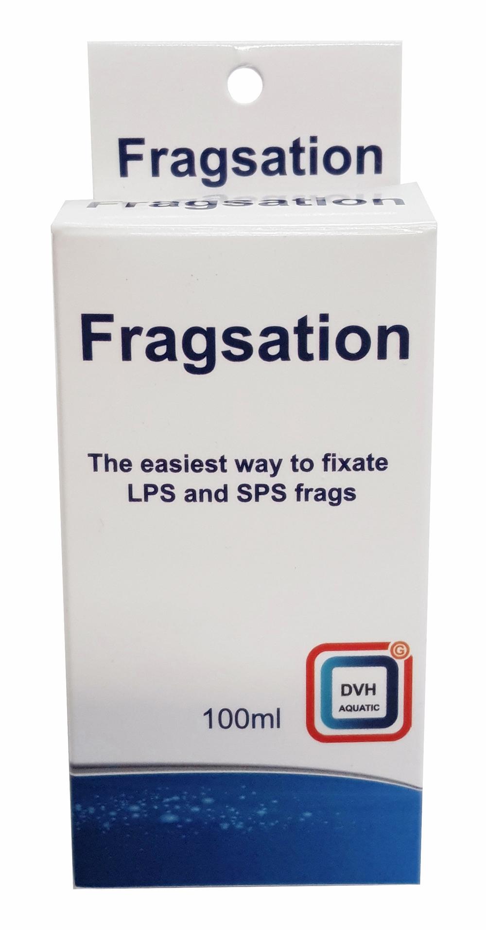 Fragsation – klej do szczepek koralowców