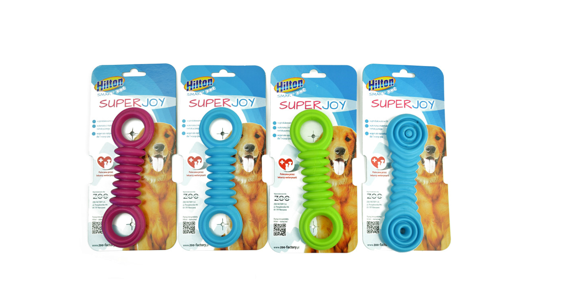 Zabawki HILTON SMART DOG