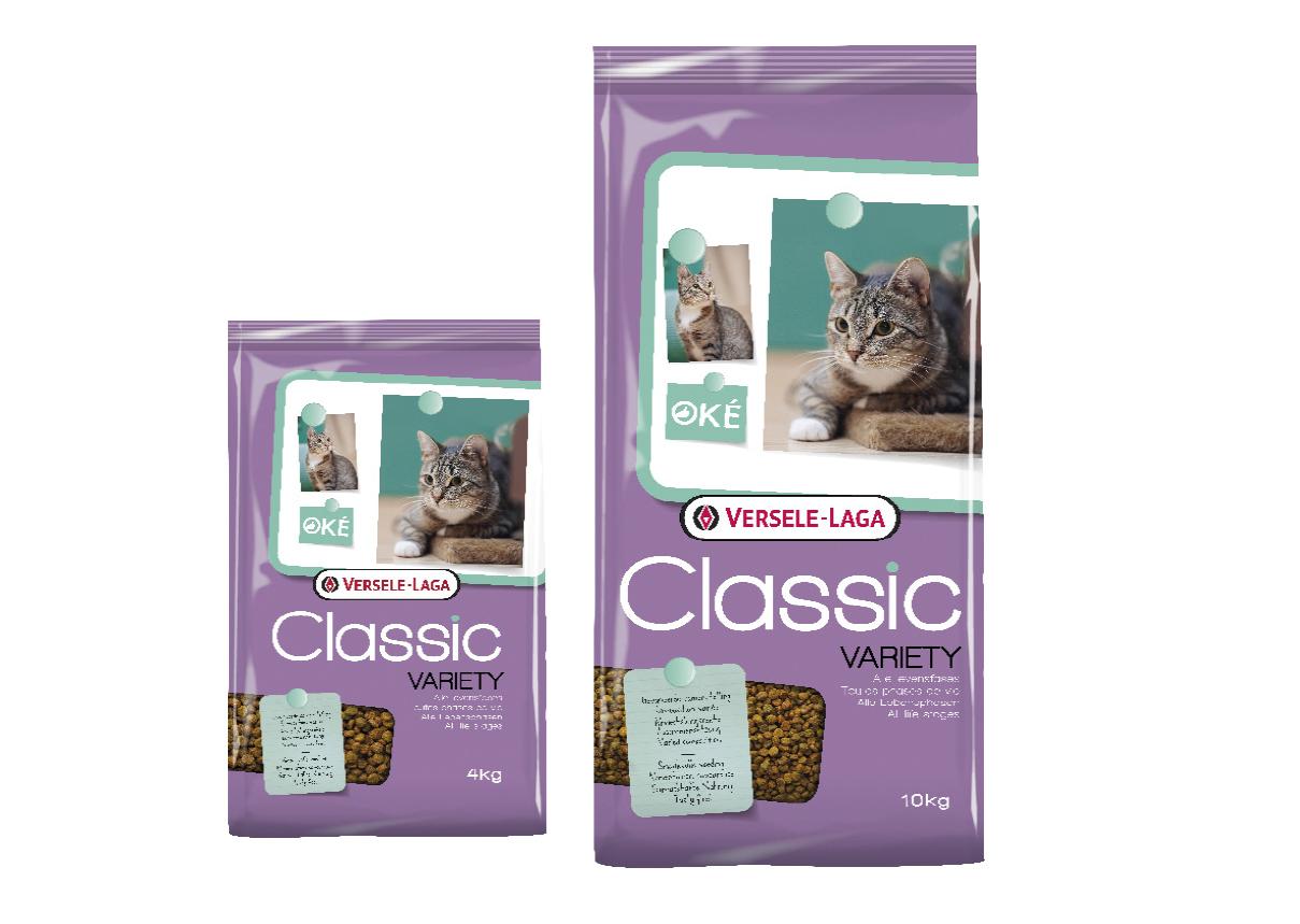 ClassicVariety – wysoce smakowita karma dla kota