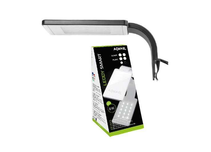 LEDDY SMART 2 – uniwersalna lampka  do nanoakwariów wnowej odsłonie!
