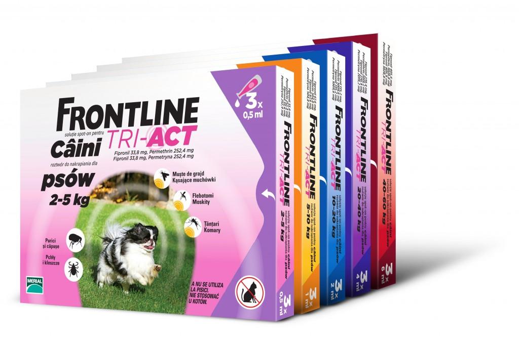 FRONTLINE TRI-ACT 2