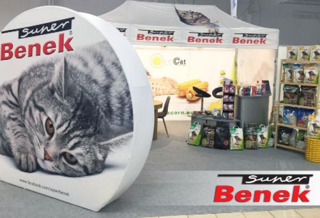 Super Benek zaprasza na kocie wystawy!
