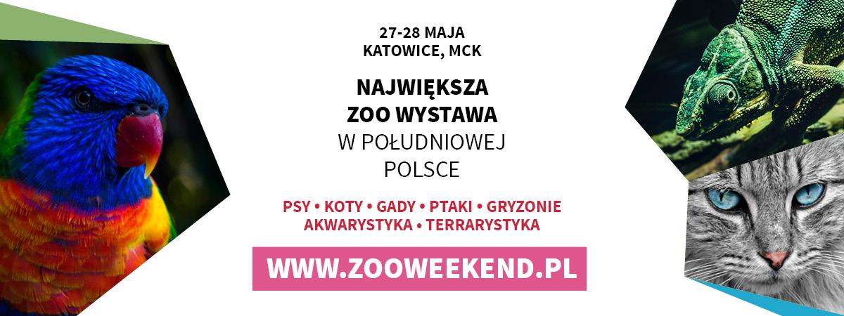 ZooWeekend 27–28 maja!