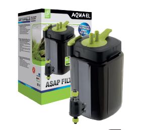 Filtry kanistrowe ASAP 650E (N) i750E (N) – teraz wnowej odsłonie!