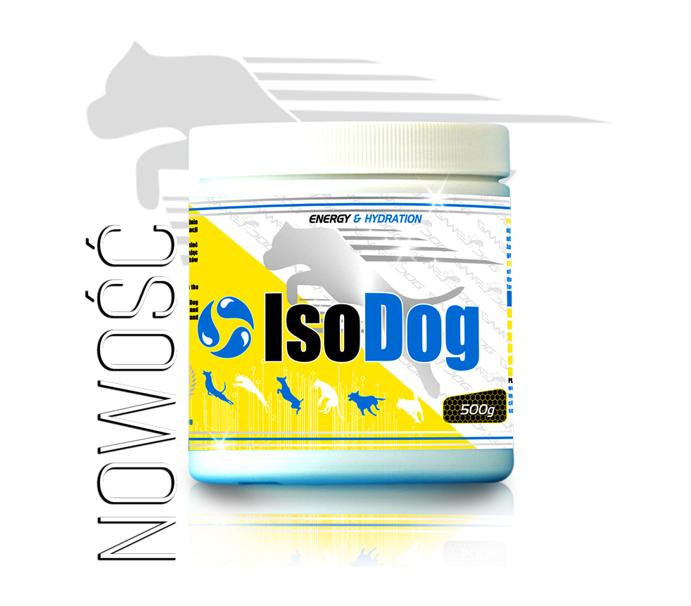 Game Dog Performance Nutrition IsoDog