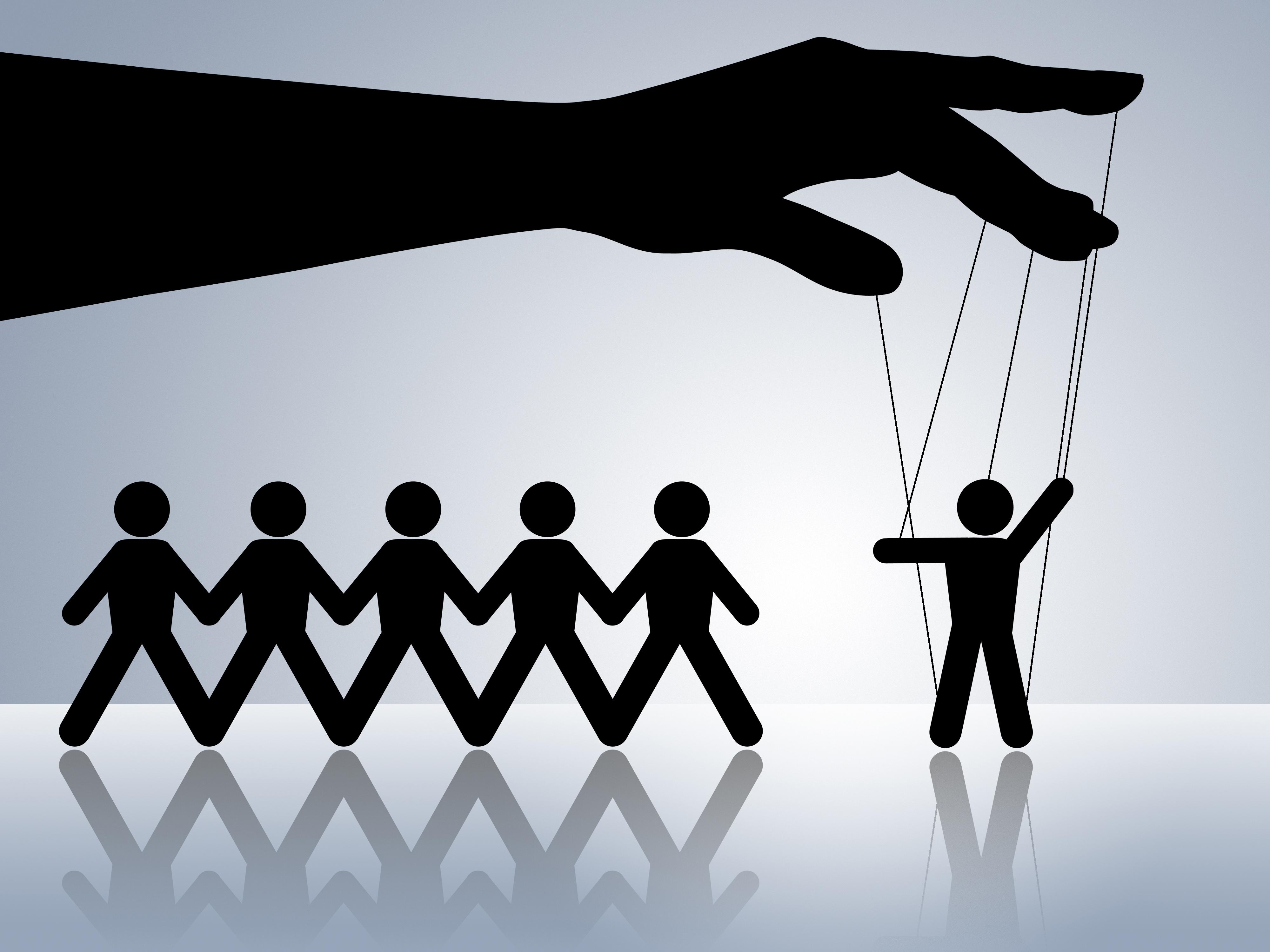 Manipulacja czy wywieranie wpływu?