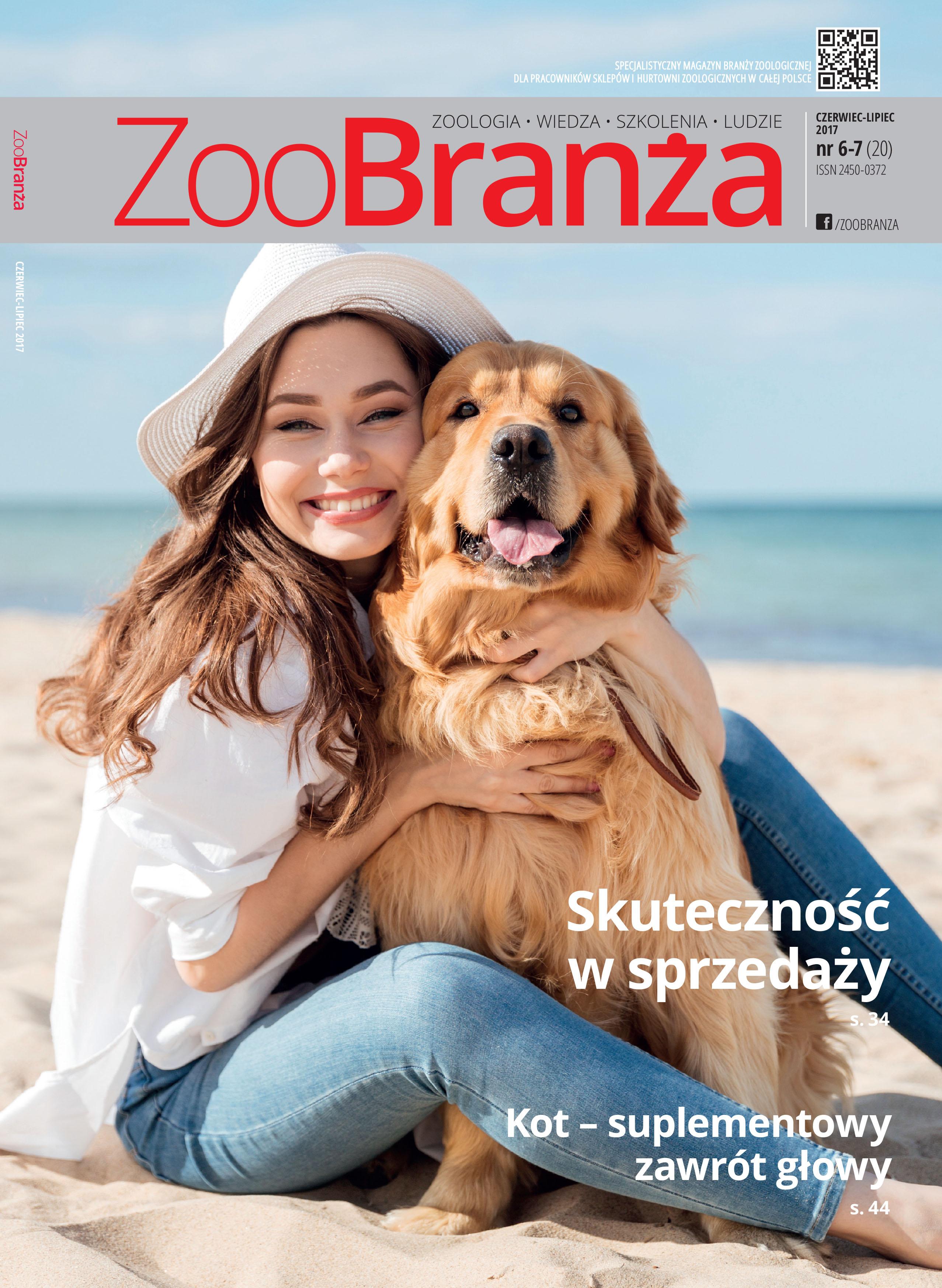 Już jest wakacyjny numer ZooBranży!