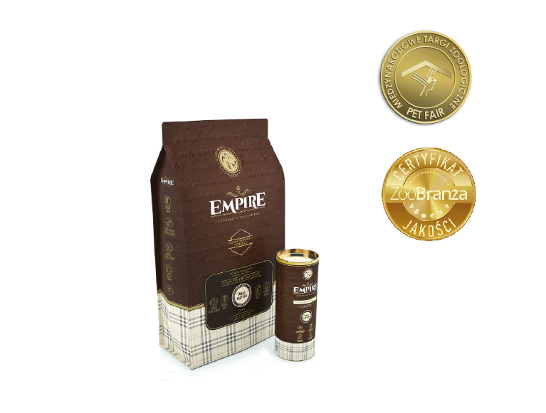 EMPIRE ADULT DAILY DIET 340 g i 12 kg