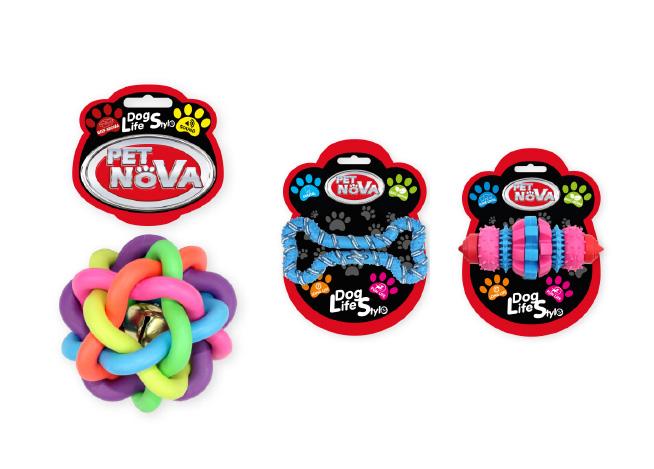 Zabawki TPR marki Pet Nova