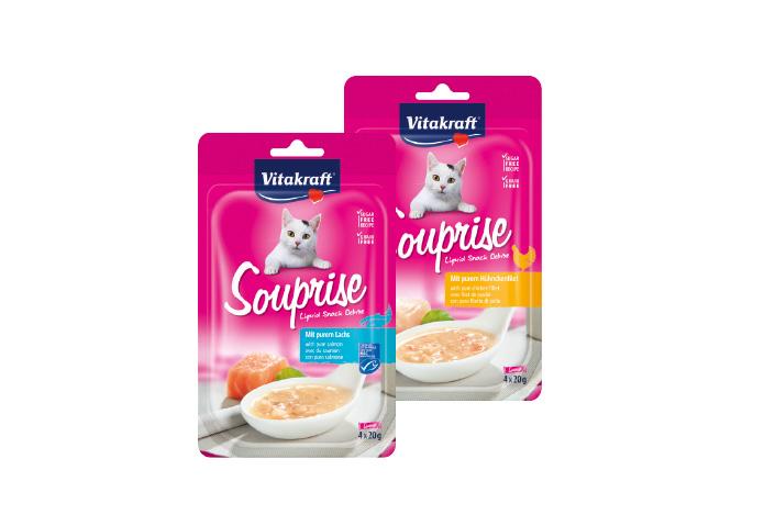 SOUPRISE – uwodzicielska zupa – przysmak w praktycznych saszetkach!