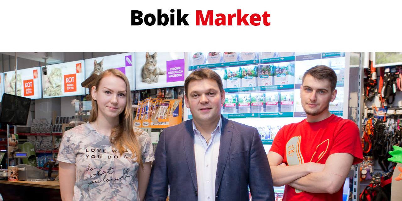 Sklep miesiąca Bobik Market