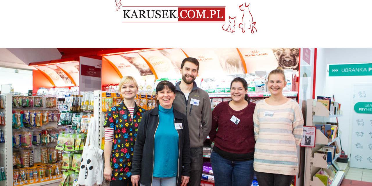 Sklep miesiąca Karusek.com.pl
