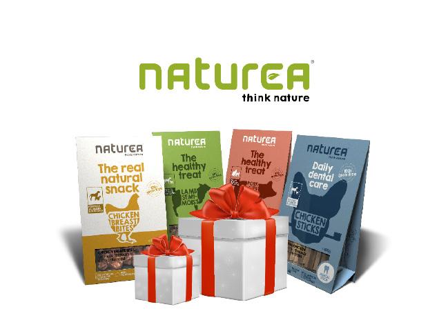 Zdrowe i naturalne przysmaki od Naturea