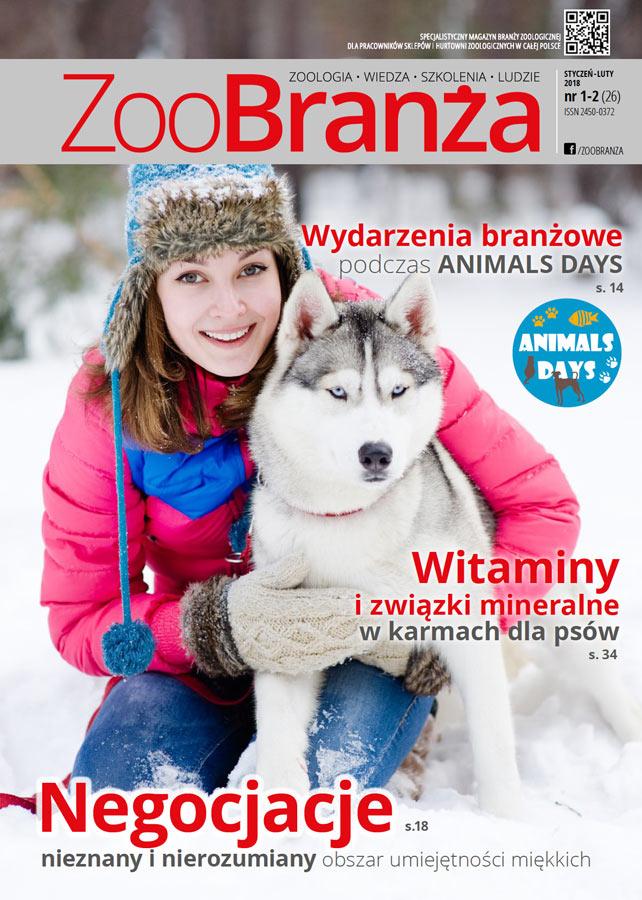 Już jest, najnowszy numer ZooBranży!