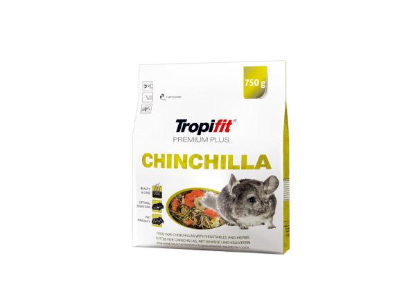 CHINCHILLA – nowy smak wlinii Tropifit Premium Plus
