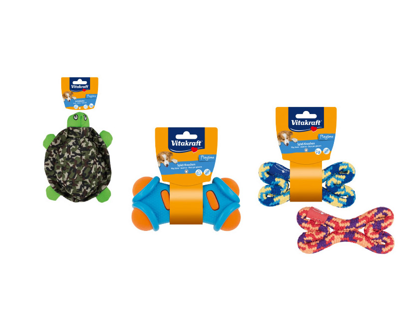 Nowe zabawki od VITKRAFT!