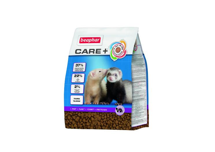 CARE+ Ferret − karma dla fretek