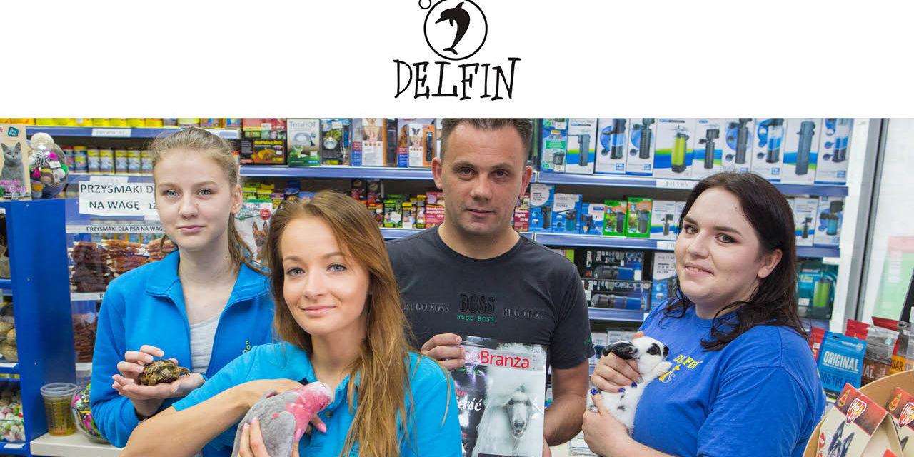 Sklep miesiąca – DELFIN