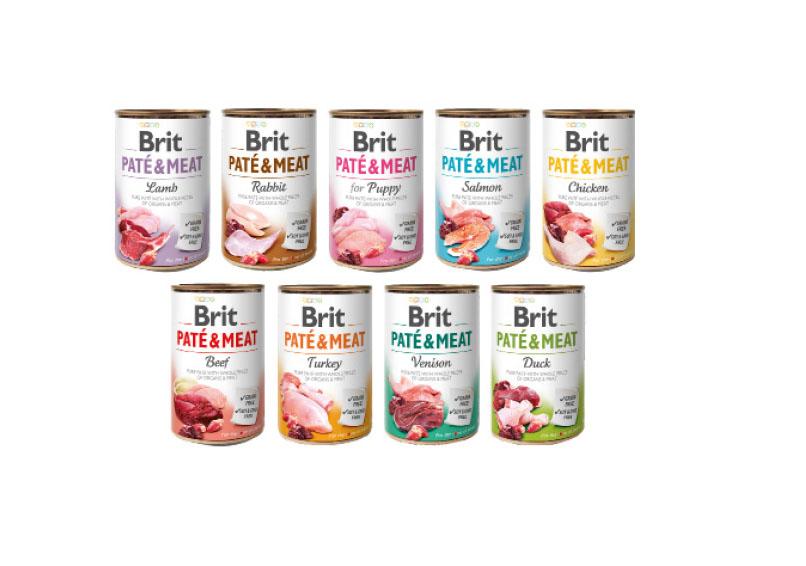 Brit PATE & MEAT