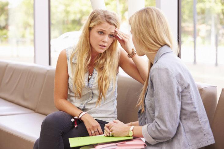 Nie mów do mnie teraz! Jak rozmawiać, kiedy jest to trudne?