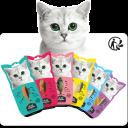 Przysmaki dla kotów – filety My Lilttle Friandise