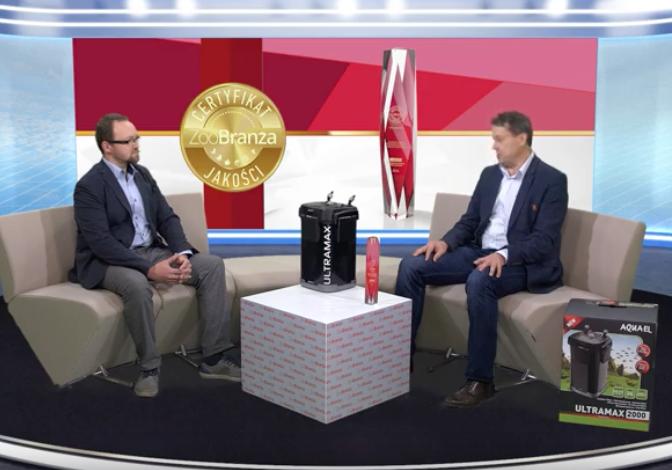 Ekskluzywny wywiad dla magazynu ZooBranża z Panem Januszem Jankiewiczem, założycielem i właścicielem firmy AQUAEL