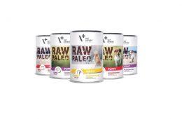Producent VetExpert wprowadza linię karm wilgotnych dla psów – RAW PALEO
