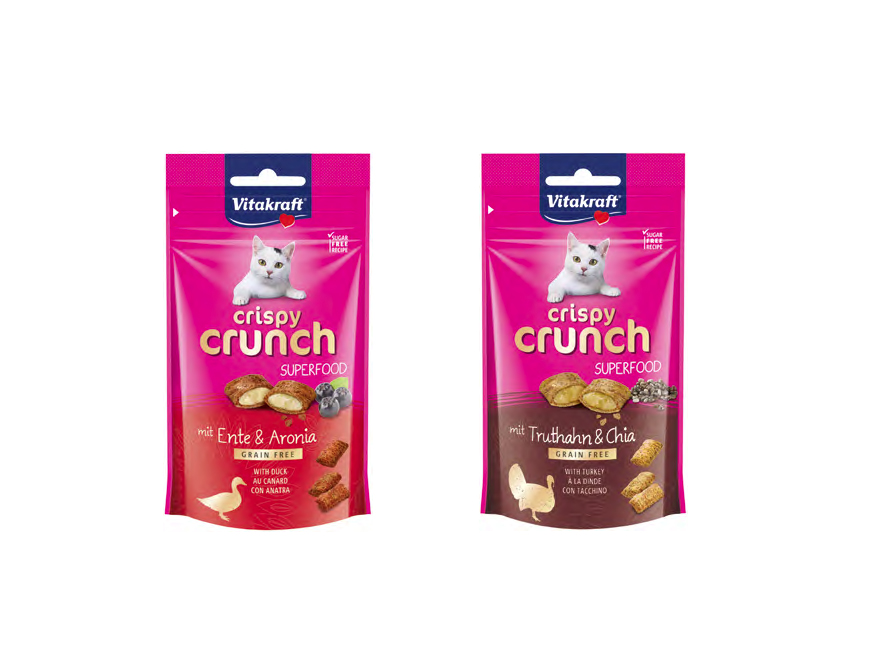 CRISPY CRUNCH SUPERFOOD od Vitakraft
