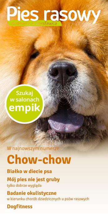 Magazyn hodowców wystawców i miłośników psów rasowych
