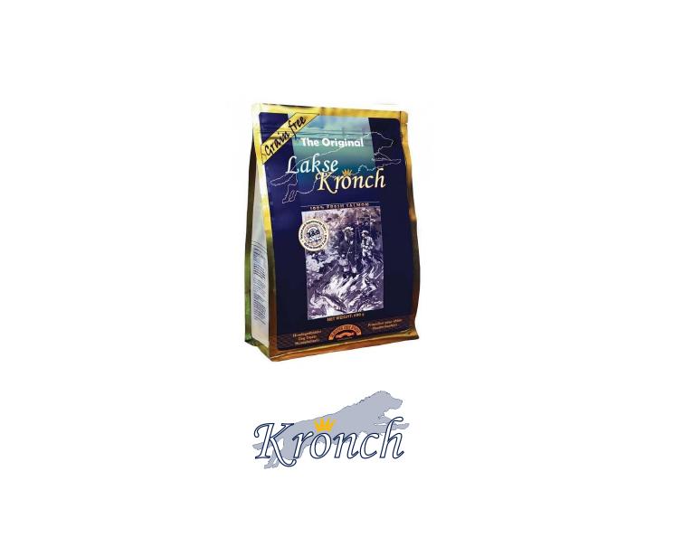KRONCH Original 600 gram 100% łosoś