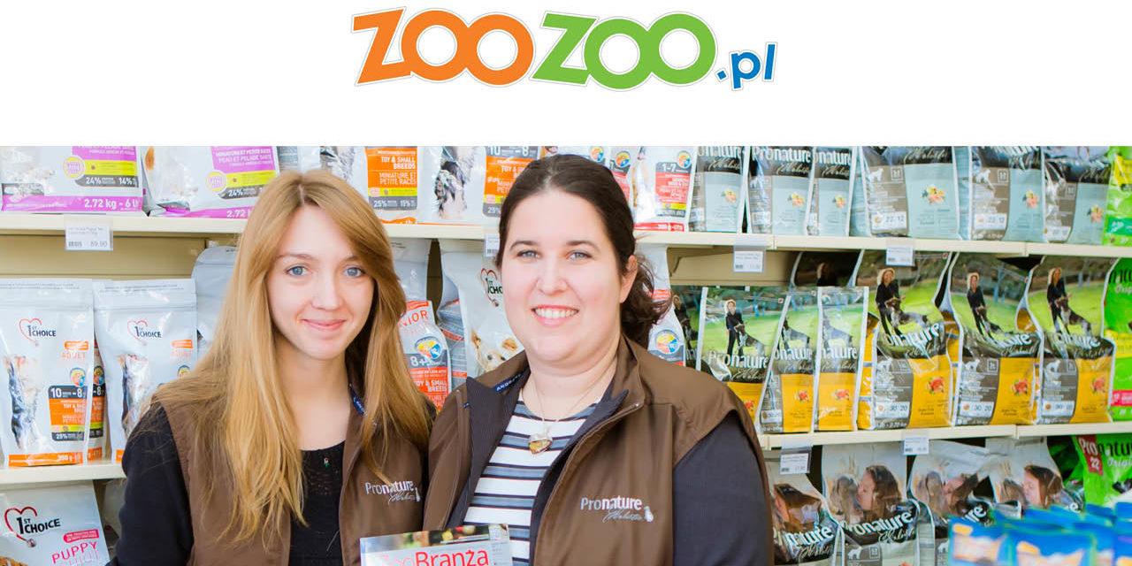 Sklep miesiąca ZOOZOO.pl