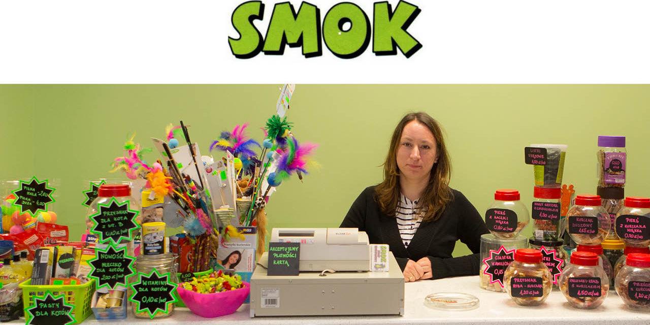 SKLEP ZOOLOGICZNY SMOK
