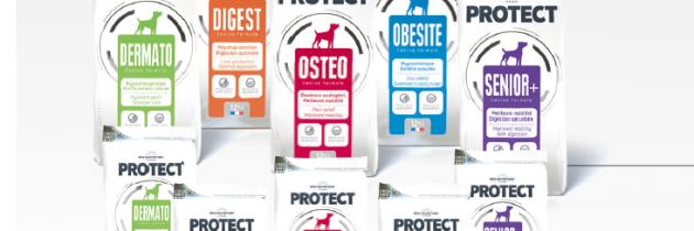 Specjalistyczne karmy dla psów i kotów PROTECT