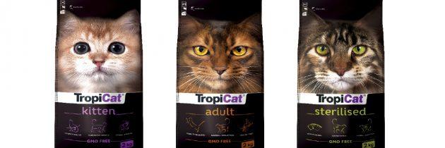 Nowe karmy TropiCat!
