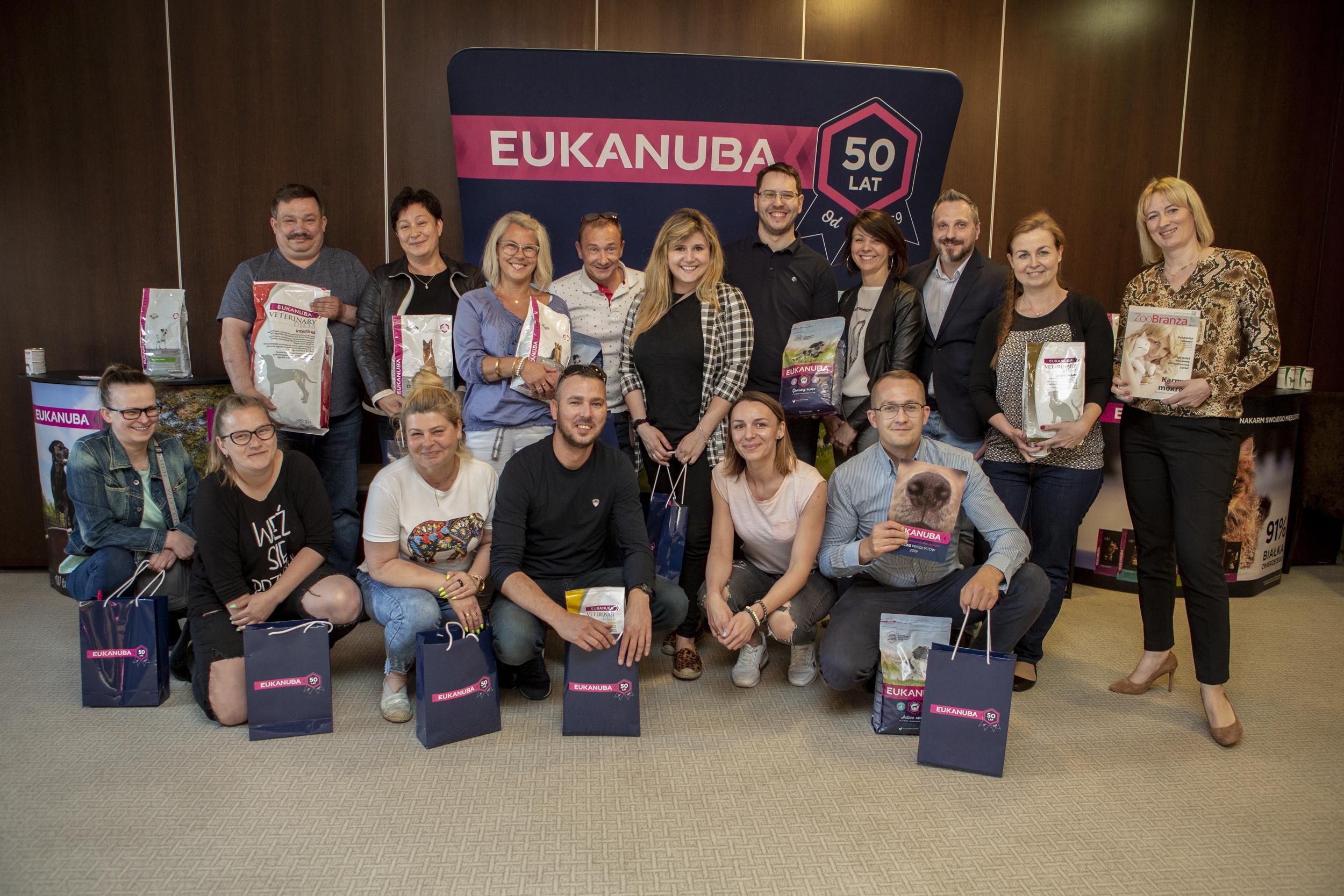 EUKANUBA ACADEMY, 25-26 maja 2019, Opalenica