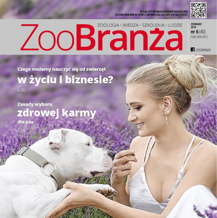Zobacz najnowszy numer ZooBranży!
