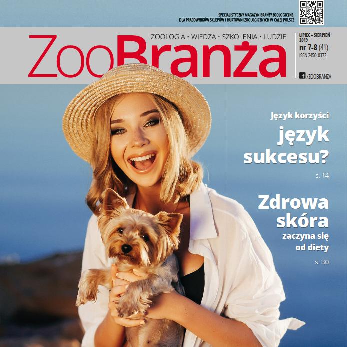 Wakacyjny numer ZooBranży!