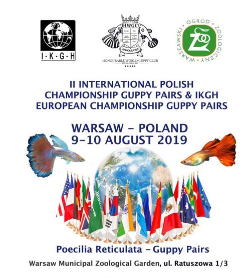 II Międzynarodowe Mistrzostwa Polski Gupików Par