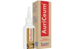 Auriceum, 50 ml – preparat do higieny i pielęgnacji uszu u psów i kotów – nowość od firmy ScanVet już w sprzedaży!