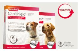 Canishield obroże zdeltametryną dla psów